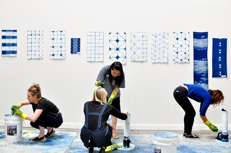 Bind | Fold Workshops Photo © Victoria Pemberton
