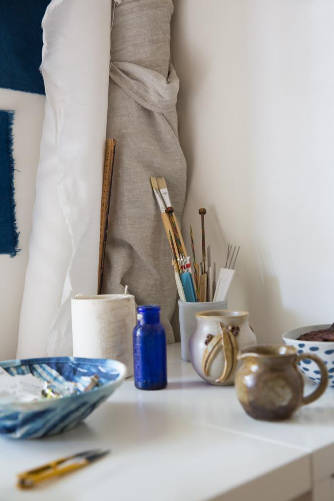 Bind   Fold Natural Dye Studio, Photo by Hilary Walker