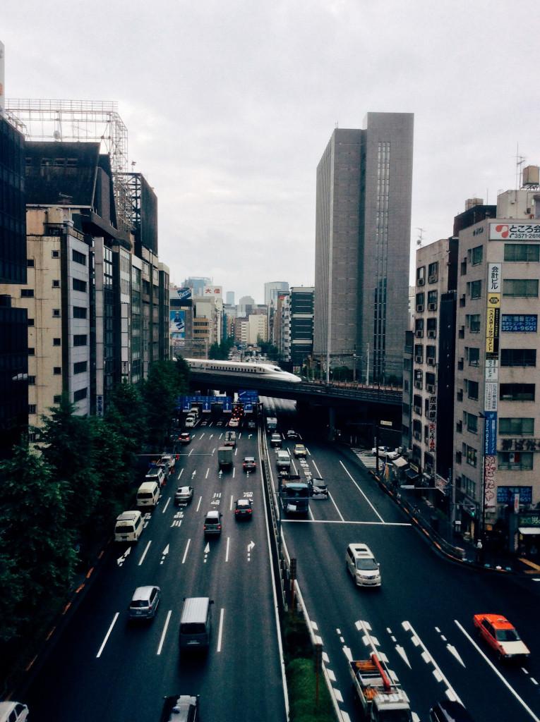 Bind | Fold Japanese Textile Tour 2015 - Shinkansen