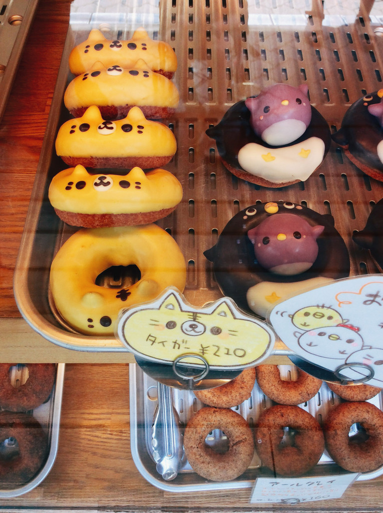 Bind | Fold Japanese Textile Tour 2015 - Delicious Japanese Donuts