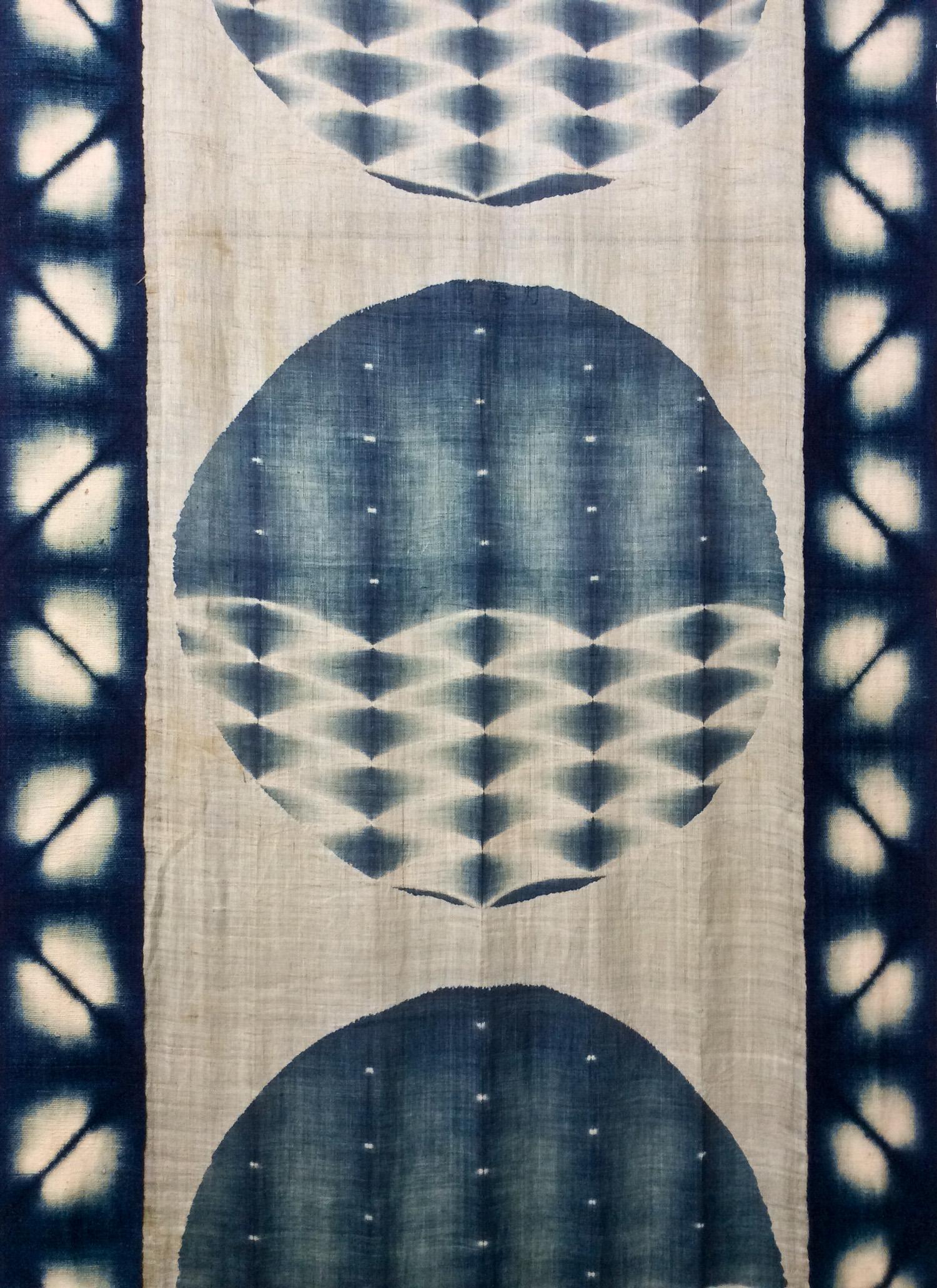 Arimatsu Shibori Festival Bind Fold
