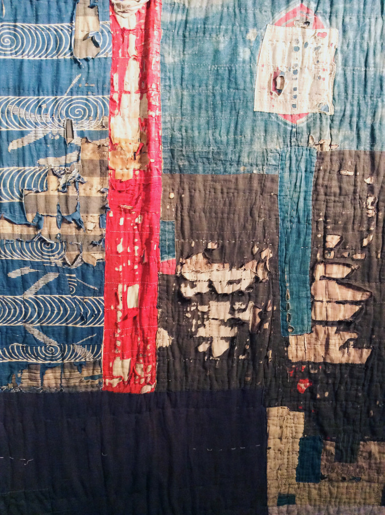 Bind | Fold Japanese Textile Tour 2015 - Bodo / Bodoko Cloth