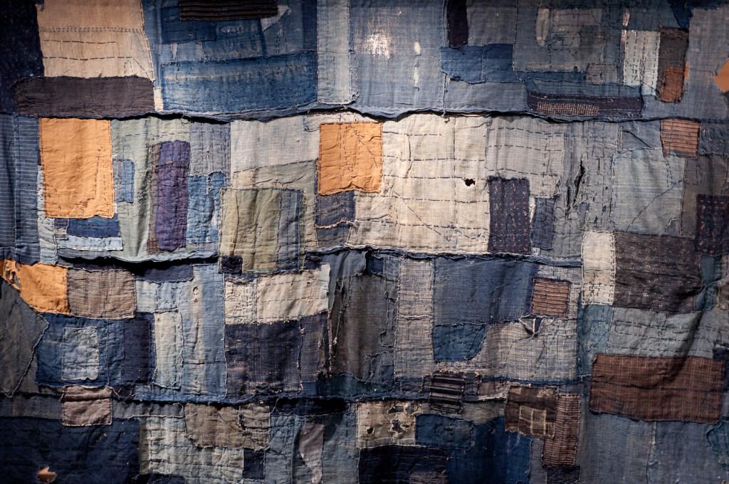 Bind | Fold Japanese Textile Tour 2015 - Boro Museum Asakusa