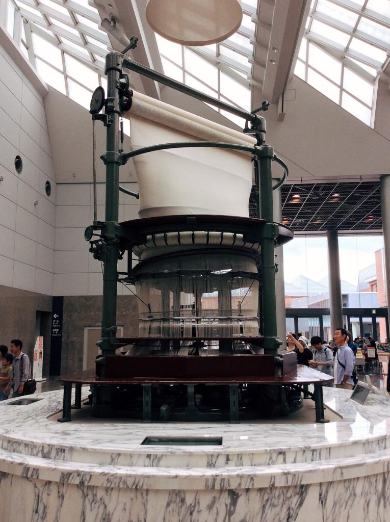 Bind | Fold Japanese Textile Tour 2015 - Toyota Museum Nagoya