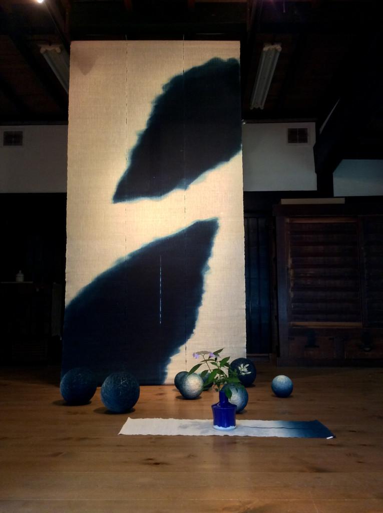 Bind | Fold Japanese Textile Tour 2015 - Work by Hiroyuki Shindo