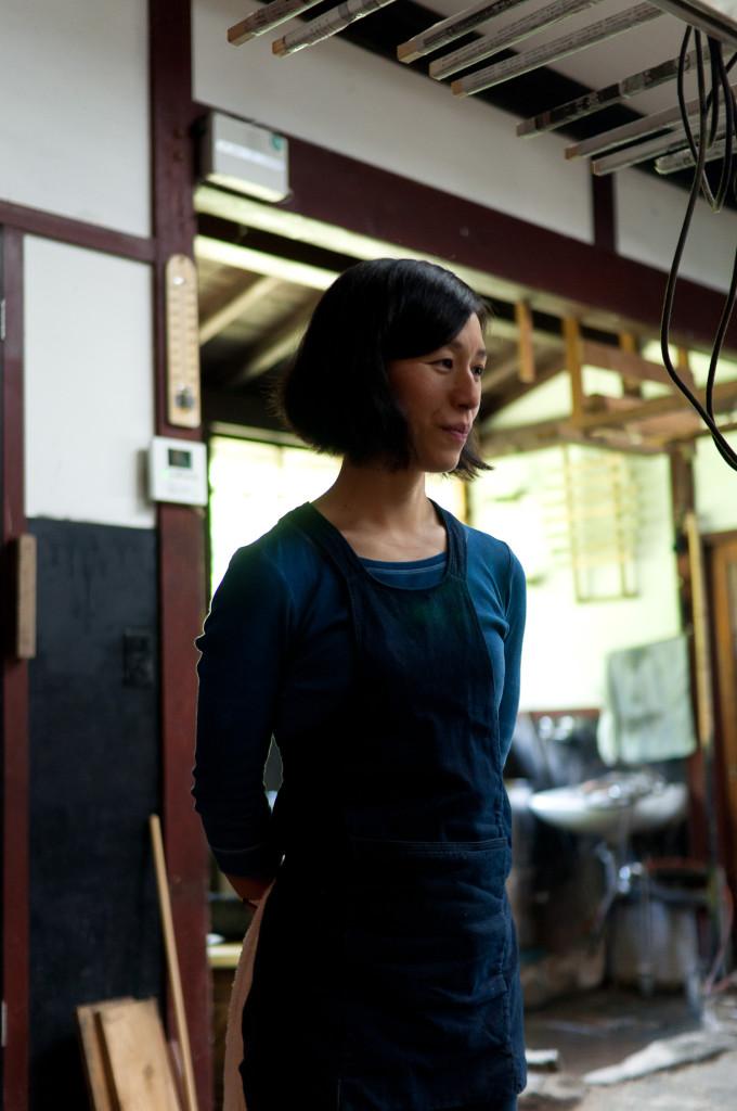 Bind | Fold Japanese Textile Tour 2015 - Naoko Omae