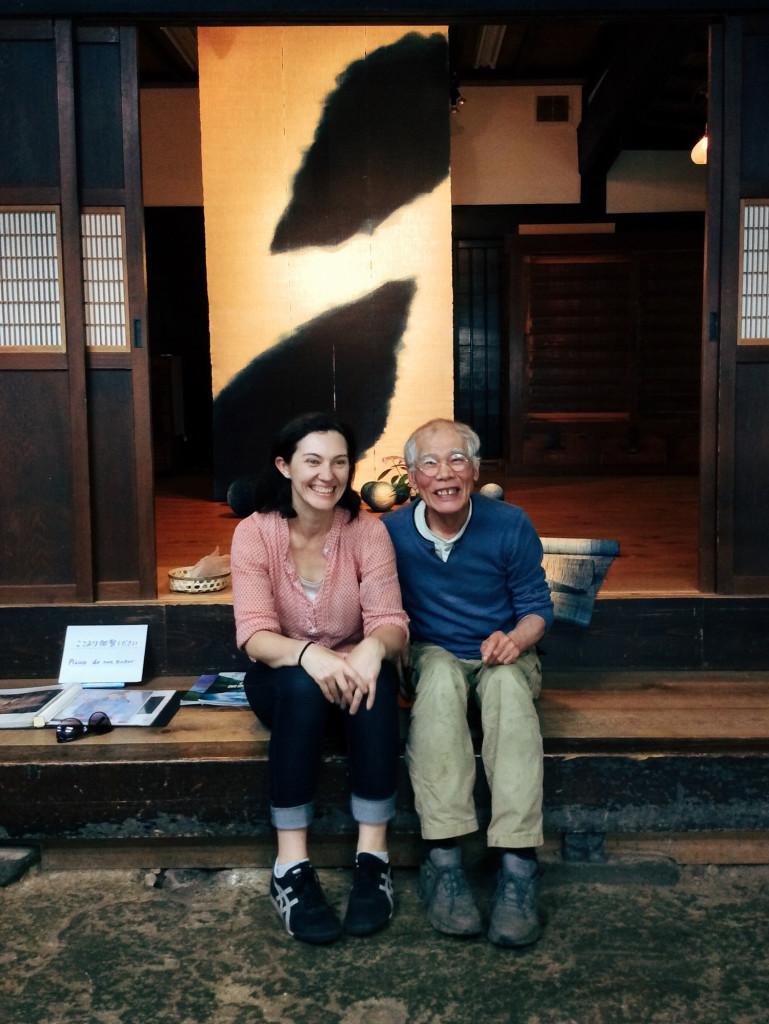 Bind | Fold Japanese Textile Tour 2015 - Victoria Pemberton and Hiroyuki Shindo